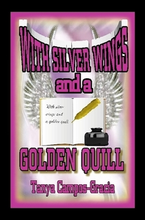 With Siver Wings and a Golden Quill Book
